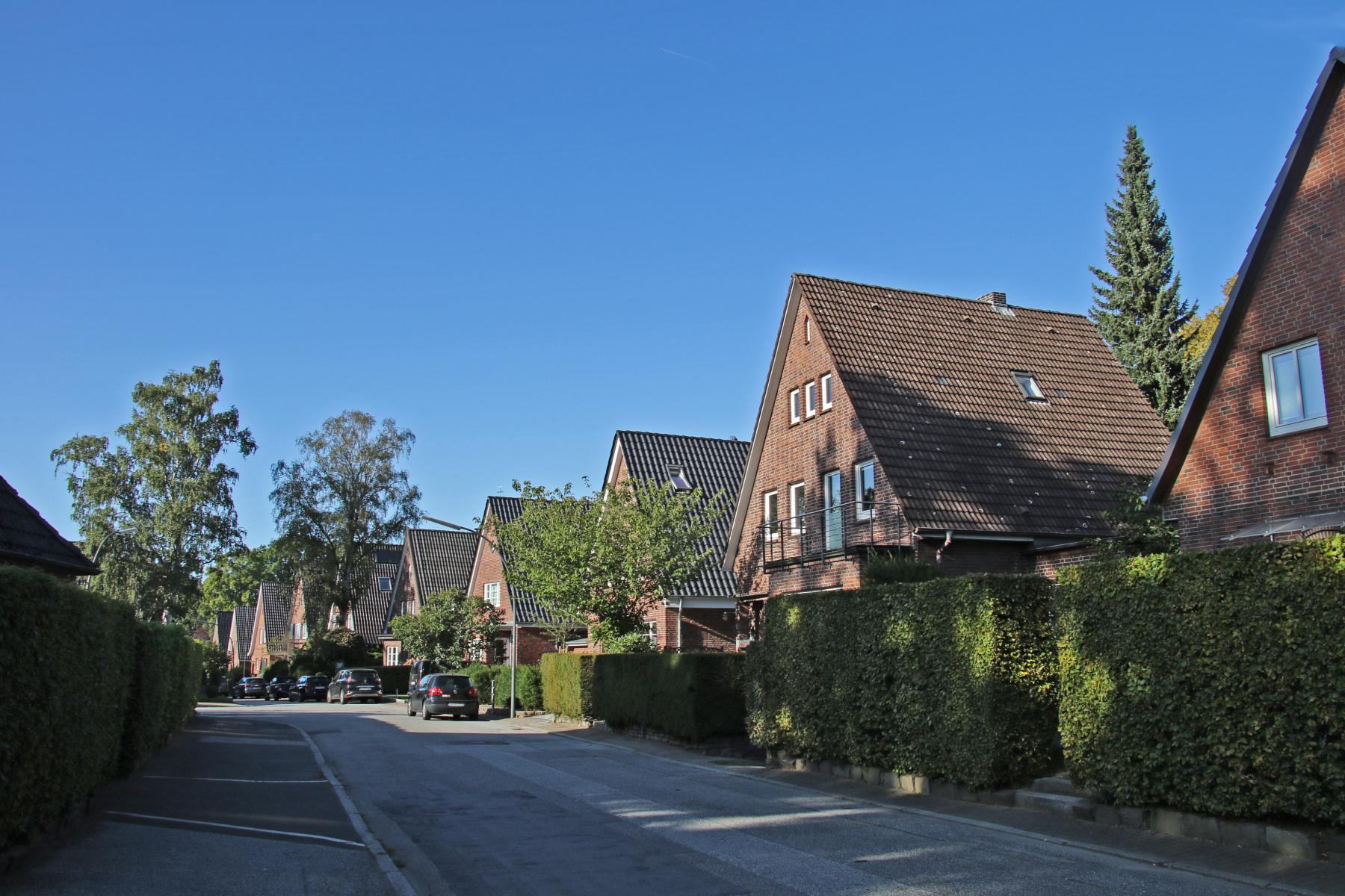 hamburg alsterdorf gartenstadtsiedlung