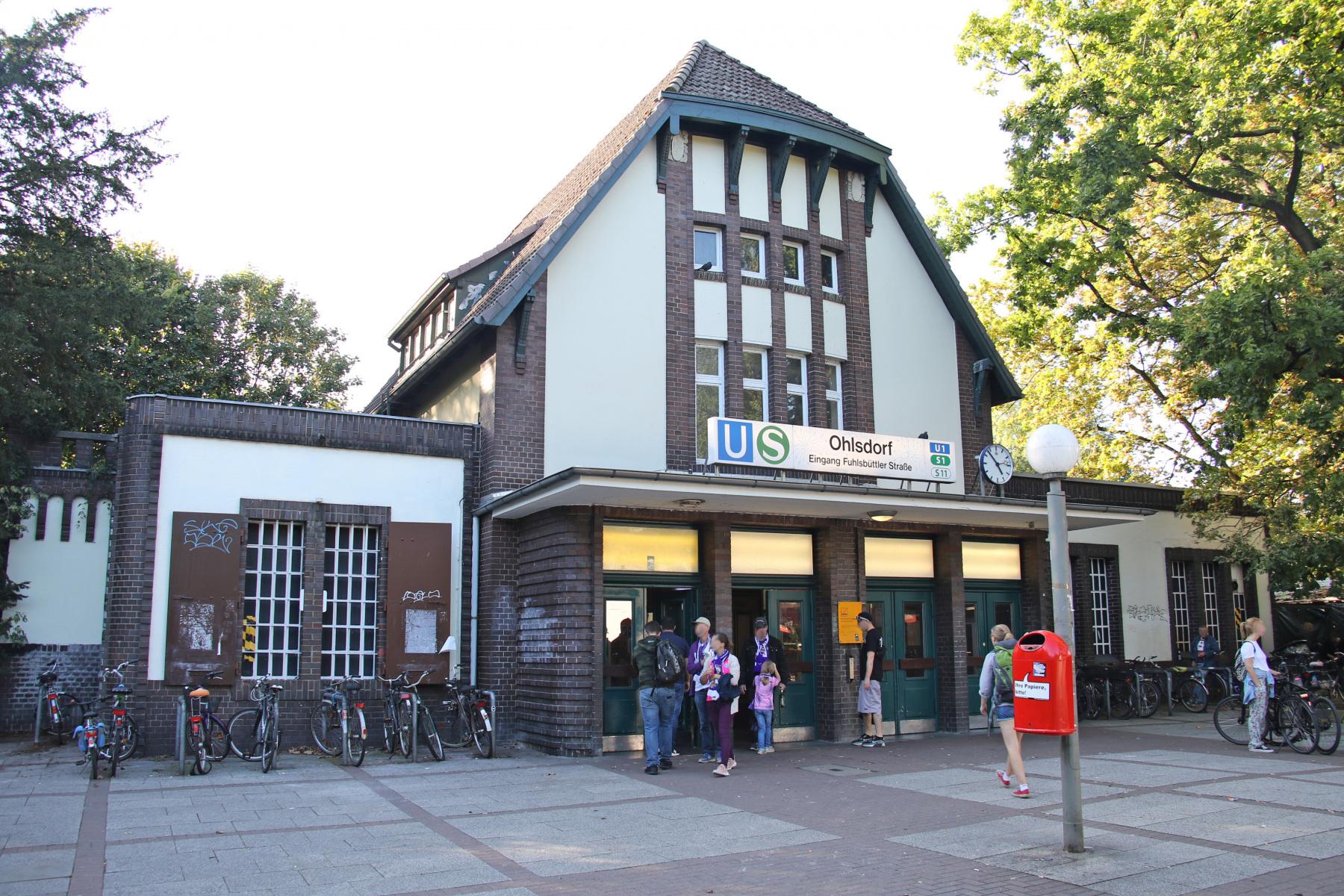 Hamburg Ohlsdorf S-Bahn