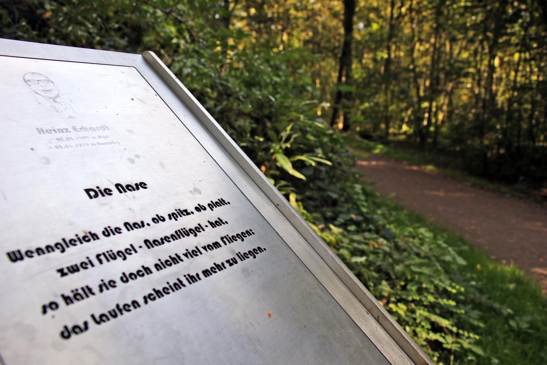 hamburg wellingsbuettel heinz-erhardt-park