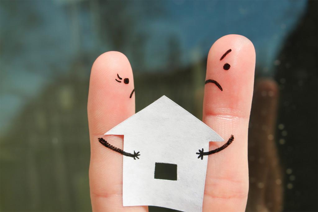 Haus verkaufen wegen Scheidung Tipps Alternativen