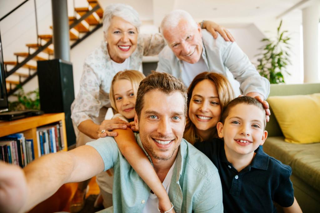 Haus vererben Familie Generationen