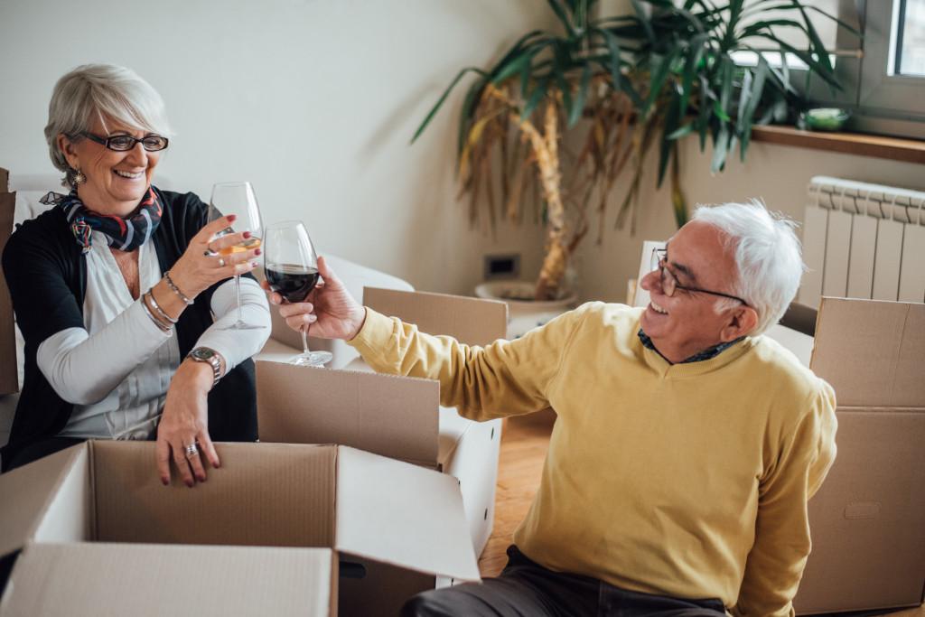Haus verkaufen und umziehen aus Altersgründen - mit unserem Service für Senioren kein Problem