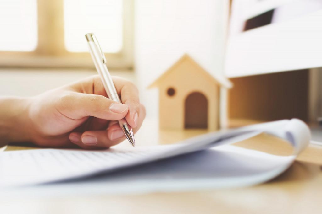 Testament oder Erbvertrag für Immobilien Haus oder Wohnung