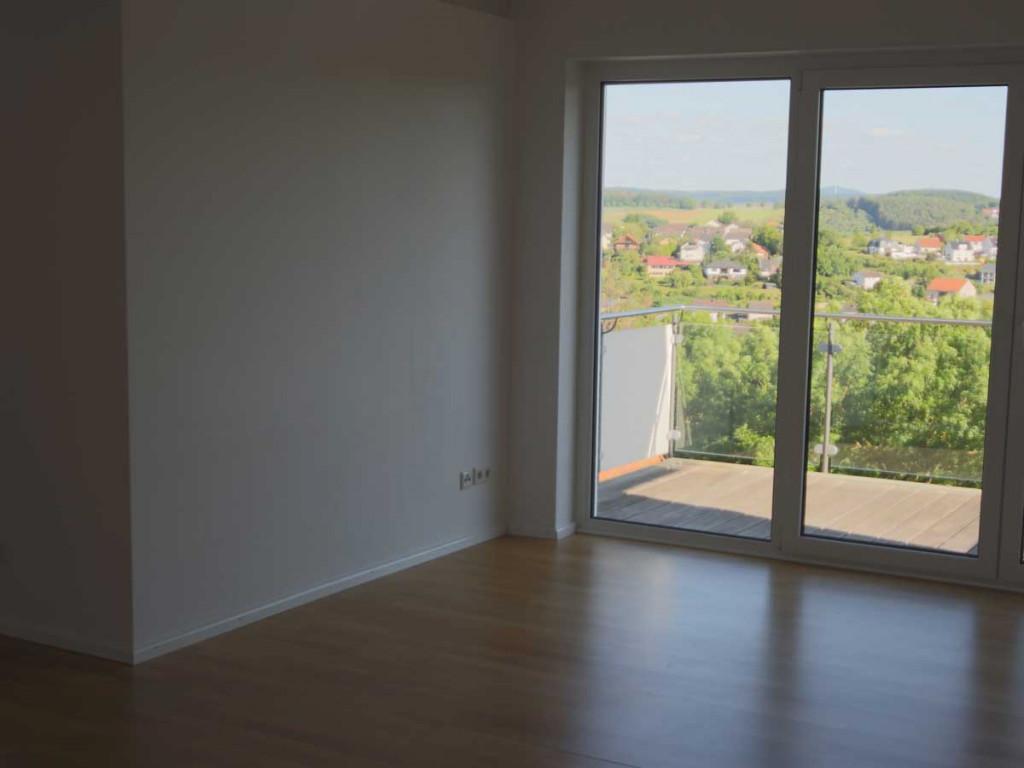 Immobilien-Foto Wohnung unterbelichtet