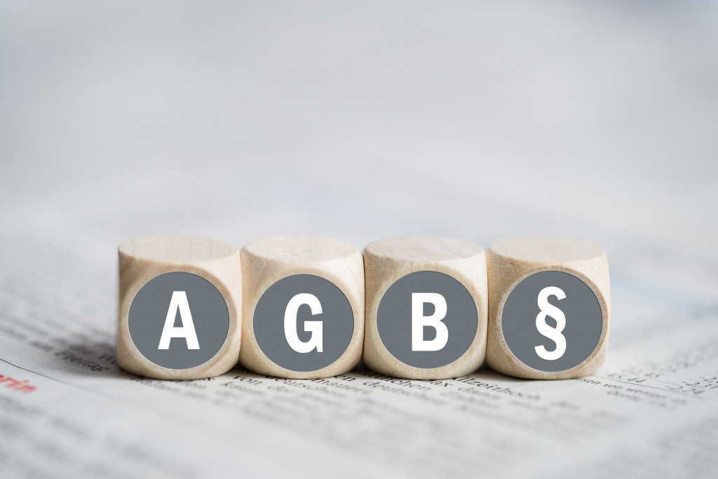 AGB für Maklerverträge