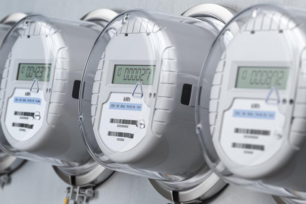 Einbau Digitale-Stromzaehler und Geräte fürs Smart Metering