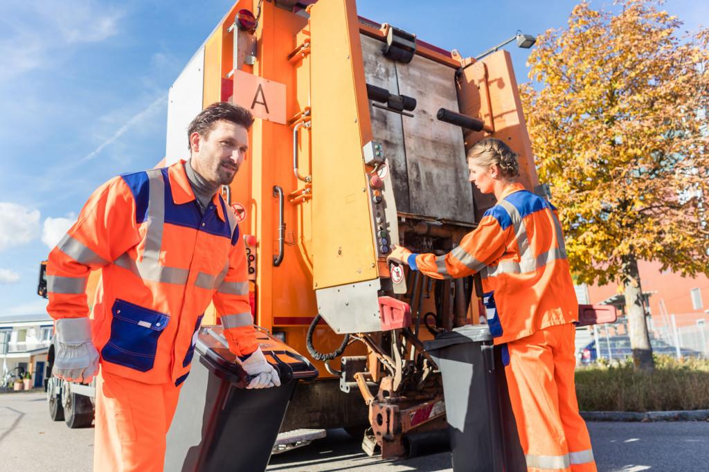 Gebühren für Müllabfuhr steigen in Hamburg