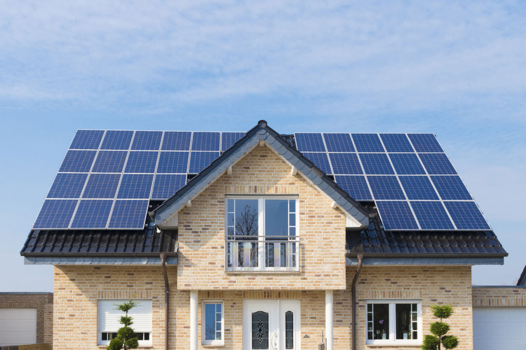Solaranlage Pflicht auf Dächern von Neubauten in Hamburg