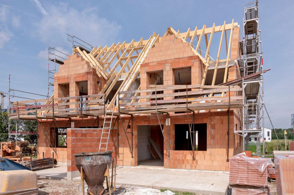 Hausbau Neubau Baukosten steigen
